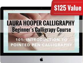 Beginner's Calligraphy Course