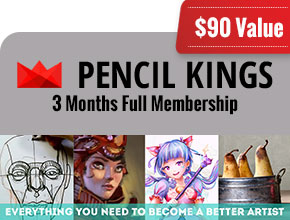 Pencil Kings 3 Month Subscription